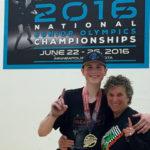 2016 Jr. National Champion Wayne Antone - Boys 18.