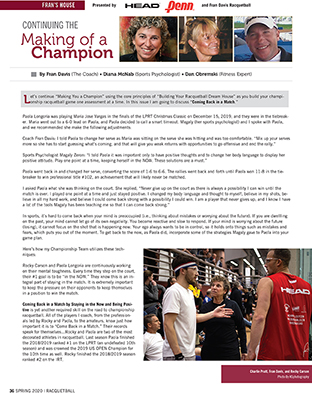 2020 Spring Racquetball Magazine